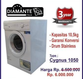 Jual Dryer Konversi Gas Laundry