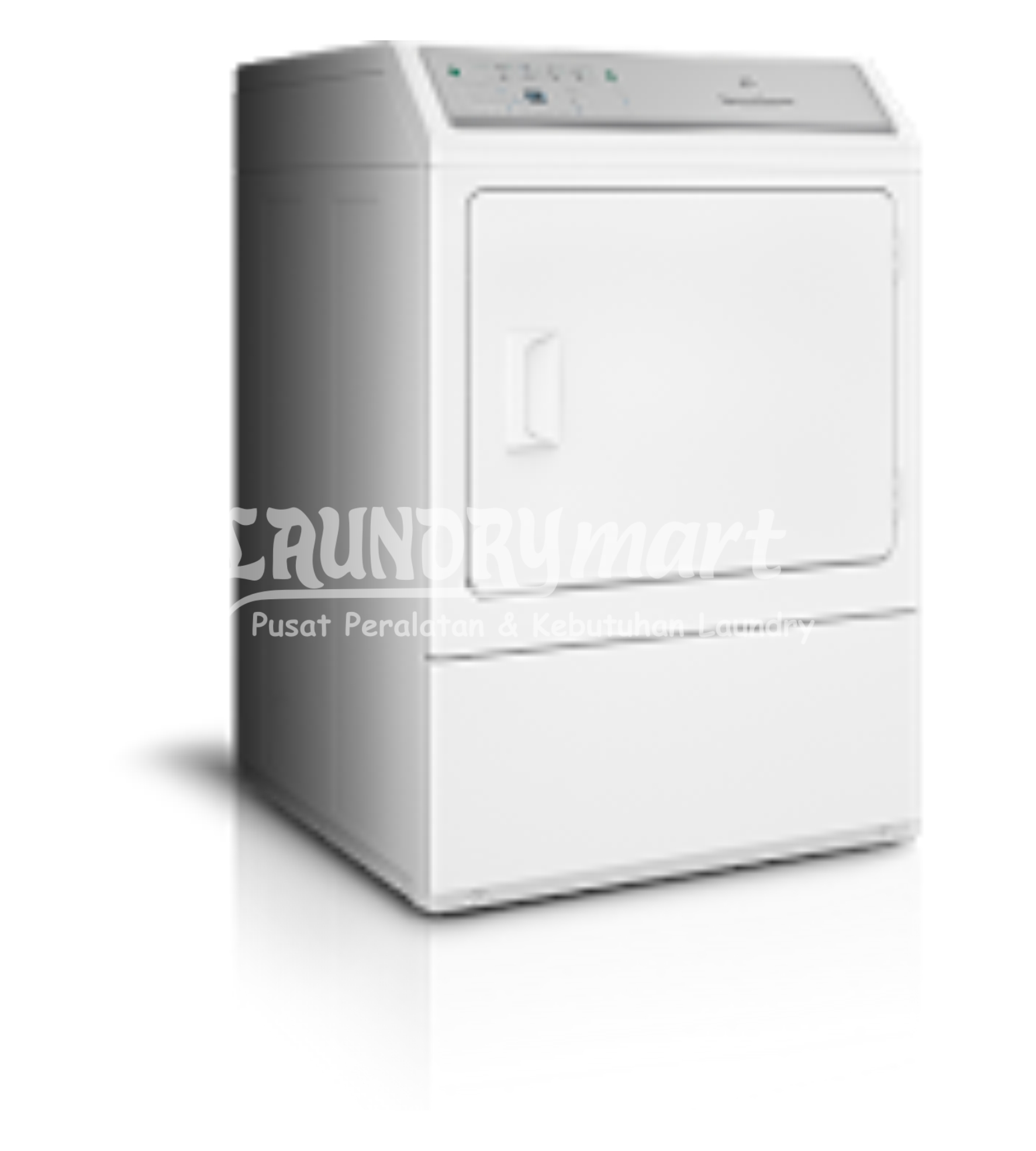 Dryer digital pengering speedqueen LDLE5BG - Dryer / Pengering Speedqueen Digital LDLE5BG