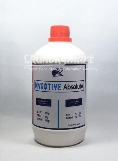 Makotive Absolute - fixative - penguat parfume - parfume laundry