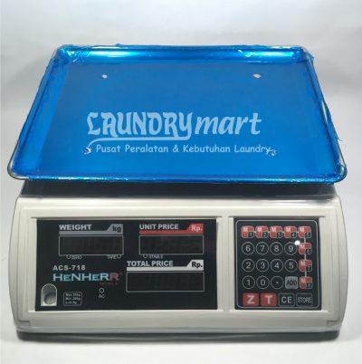 Timbangan Digital - Timbangan Laundry Surabaya- Timbangan Duduk Digital ACS-718