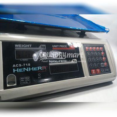 Timbangan Duduk Digital ACS 718 Timbangan Murah Timbangan Laundry Surabaya 1 400x400 - Timbangan Duduk Digital Henher ACS718