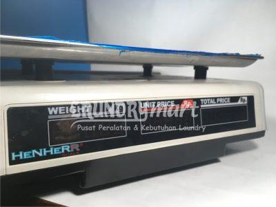 Timbangan Duduk Timbangan Laundry Surabaya Timbangan Digital ACS 718 400x300 - Timbangan Duduk Digital Henher ACS718