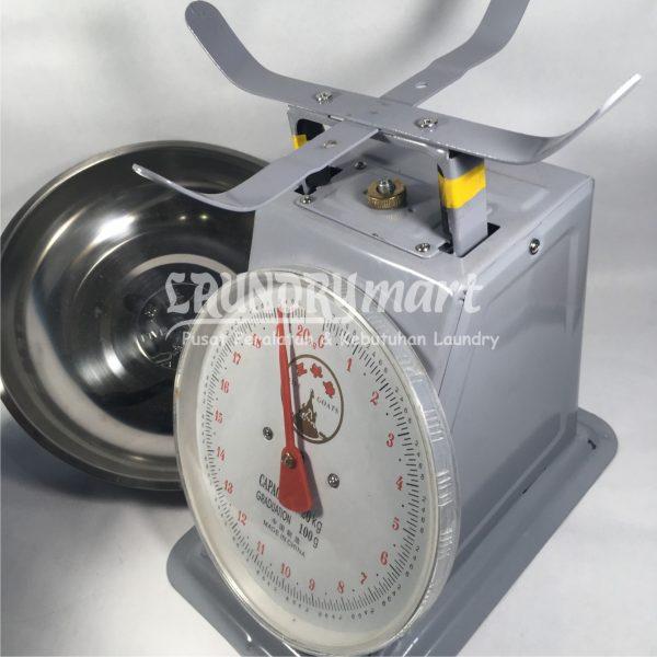 Timbangan Laundry Surabaya Timbangan Duduk Murah Dial Spring Scale 600x600 - Timbangan Duduk Analog
