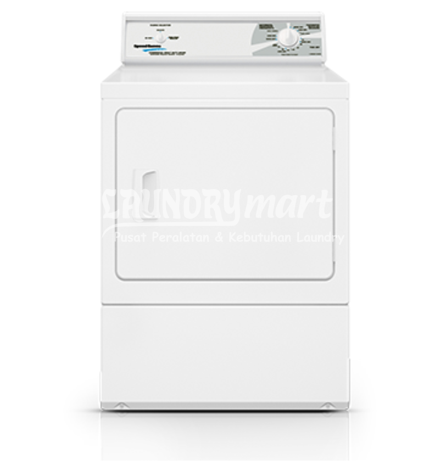 mesin dryer - mesin pengering - mesin laundry - gas - speed queen - LGS 37