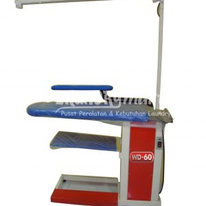 vacum table buaya - vacum table crocodile - meja laundry - meja vacum - wd60 - wd 60 - wd-60