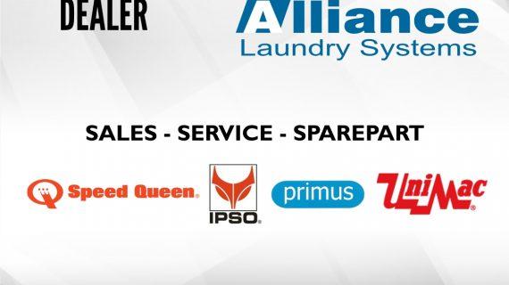 service centre - service - speedqueen - speed queen - ipso - primus - unimac
