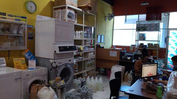 mesin cuci - mesin pengering - maytag - speedqueen