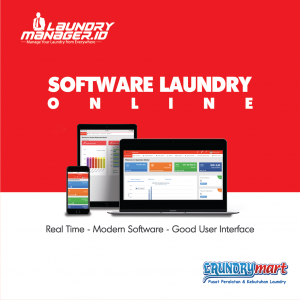 software - aplikasi - laundry