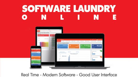 software - aplikasi - laundry
