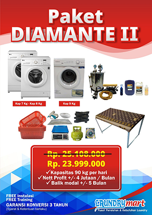 Paket-Usaha-Laundry-Diamante-II-Laundry-Mart-Indonesia
