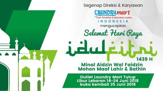 Banner Idul Fitri Laundry Mart Laundrymart Laundry Mart Indonesia