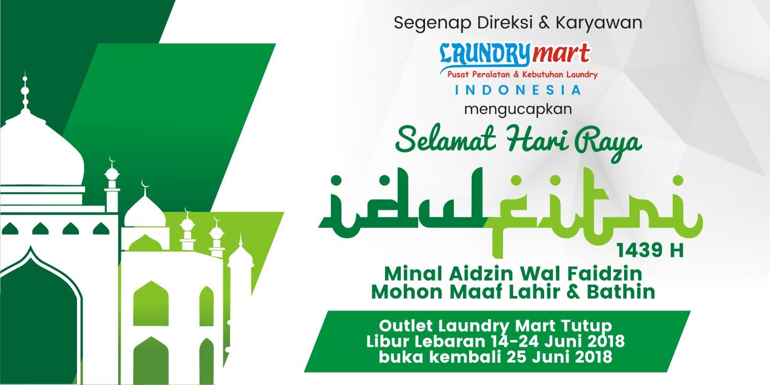 Banner Idul fitri laundry mart laundrymart laundry mart indonesia - Beranda