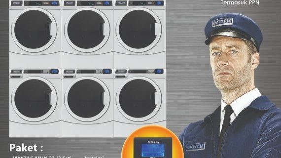 card laundry system - coin laundry - maxpress - maytag - 2