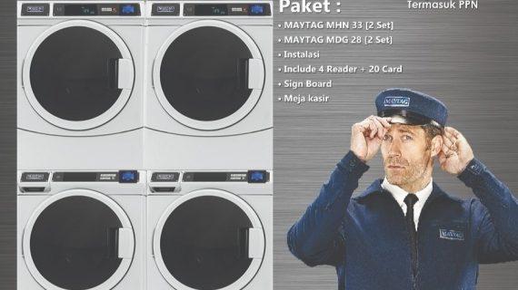 card laundry system - maxpress - maytag - 1