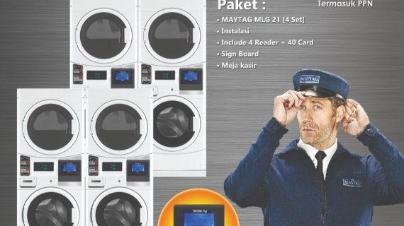 card laundry system - peluang laundry - maxpress - maytag - 5