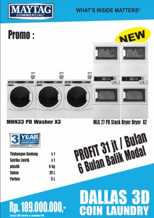 dallas3d coin rev 300x425 - PAKET USAHA LAUNDRY