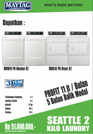 seattle2 kilo 300x428 - PAKET USAHA LAUNDRY